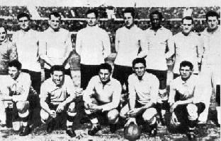 Der Weltmeister von 1930: Uruguay