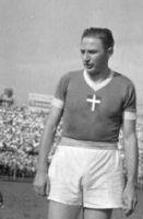 Italiens Matchwinner im Finale: Silvio Piola