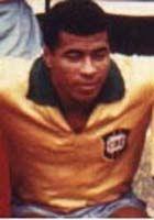 Einer der herausragenden Akteure bei Weltmeister Brasilien: Jairzinho