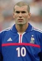 Der absolute Star dieser WM: Zinedine Zidane