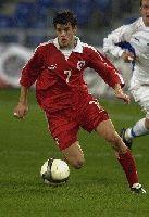 Verschaffte der Schweiz mit dem zweiten Treffer eine gute Ausgangsposition: Tranquillo Barnetta