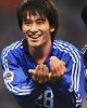 Sein wunderbares Tor ärgerte die Brasilianer nur kurzzeitig: Keiji Tamada