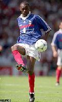 An beiden Toren der Franzosen entscheidend beteiligt: Patrick Viera