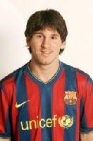 Spanischer Meister und Torschützenkönig (34 Treffer): Lionel Messi