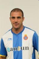 Sicherte Espanols drittes 1:0 in Serie mit seinem Kopfballtreffer: Walter Pandiani