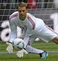 Der Matchwinner im Elfmeterschießen: Manuel Neuer