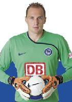 Überzeugte als einziger Herthaner in beiden Hälften: <br>Keeper Jaroslav Drobny