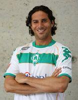 Der Held von San Siro:<br>Claudio Pizarro köpfte Werder mit einem Doppelpack ins Achtelfinale