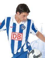 Favres Glücksgriff für den Angriff: Gojko Kacar (Foto: Hertha BSC)