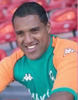 Machte in zwölf Spielen mit und erzielte dabei 13 Tore: Werders Ailton