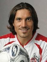 Machte Torjäger Max das Leben schwer und stabilisierte mit Cichon die FC-Abwehr: Mustafa Dogan