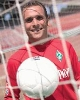 Vereitelte gegen Asamoah die beste Tormöglichkeit des Spiels: Andreas Reinke