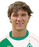 Nach nervösen Anfangsminuten noch ein gutes Bundeligadebüt für Werder: Gustavo Nery