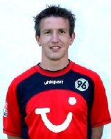 Der 96er mit dem derzeit  besten Torriecher: Daniel Stendel