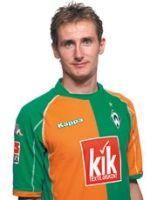 Ein weiteres Mal überragend: Werders Miroslav Klose