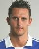 Symbolfigur für die positive Aggressivität der Schalker: Peter Lövenkrands