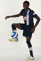 Seine Einwechselung erwies sich als Glücksgriff:<br>Salomon Okoronkwo