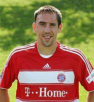 Den angepeilten Torerfolg zum Start verfehlt, aber trotzdem einen guten Ligaeinstand hingelegt: Bayerns Franck Ribery