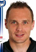 Ihm blieben die 50 Liegestütze erspart: Jaroslav Drobny