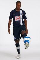 Einer der wenigen Lichtblicke bei der Hertha: Gilberto