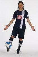 Setzte wieder einmal die meisten Akzente im Hertha-Spiel: <br>Marko Pantelic