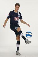Krönte Herthas Kraftakt mit einem Traumtor: Lukas Piszczek (Foto: Hertha BSC Berlin)