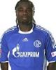 Ausgerechnet der dienstälteste Schalker sorgte für den goldenen Treffer: Gerald Asamoah