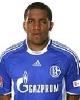 Auffälligster Schalker im ersten Durchgang: Jefferson Farfan