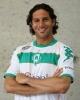 Überwand Frankfurts Keeper Pröll dreimal: Claudio Pizarro