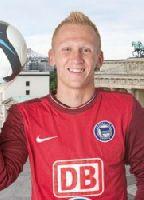Ein Kopfballungeheuer, vor dem nur die eigene Mannschaft Angst hatte: Sascha Burchert