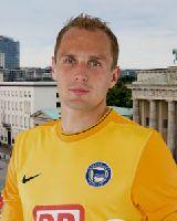 Bewahrte Hertha vor einem Rückstand: Jaroslav Drobny