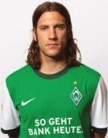 Erinnerte beim dritten Bremer Treffer daran, dass er seine Karriere als Stürmer begann: Torsten Frings