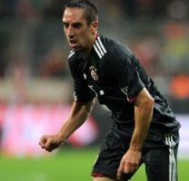 Rettete zwei Punkte: Franck Ribery
