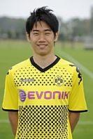 Mit dem dreifachen Torschützen Robert Lewandowski herausragend in einer starken BVB-Elf: Shinji Kagawa
