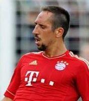 Erzielte verdientermaßen beide Tore: Franck Ribery