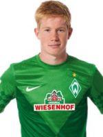 Werders belgischer Ausleihspieler mit seinem achten Saisontreffer: Kevin de Bruyne