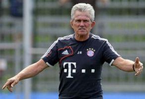 In Gladbach am Start- und Endpunkt seiner Bundesligakarriere: Jupp Heynckes
