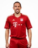 Kaum zu bremsen: Franck Ribery
