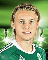 Seinem ersten Bundesliga-Treffer wurde die Anerkennung verwehrt: Simon Kjaer
