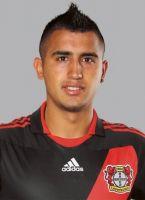 Bester Mann auf dem Platz: Aturo Vidal