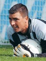 Hütete schon beim ersten Mainzer Bundesligaaufstieg das 05er-Gehäuse: Dimo Wache