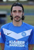 Schoss den KSC in die Relegation: Elias Charalambous