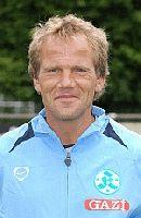 Mit den Kickers weiterhin drittklassig:<br>Trainer Stefan Minkwitz
