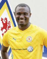 Machte die Hälfte der Braunschweiger Tore: Kingsley Onuegbu