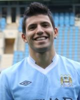 Nach seinem Treffer brachen alle Dämme: Sergio Aguero