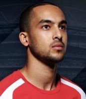 """Stockte seine Trefferbilanz nochmal ordentlich auf: Der lange verletzt fehlende """"Gunner"""" Theo Walcott"""