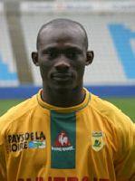 Sein Treffer reichte zum Ligaverbleib: Mamadou Diallo