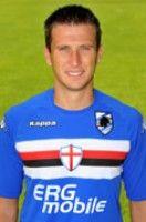 Das Last-minute-Tor des Verteidigers ermöglichte Sampdorias Auswärtssieg: Daniele Gastaldello