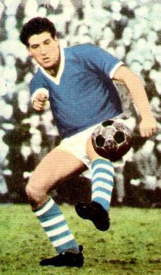 Sein 1:0 war zuwenig: Waldemar Gerhardt